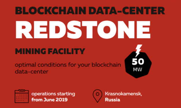 Telecor anuncia construcción del centro de datos y criptominería Redstone a operar en junio de 2019