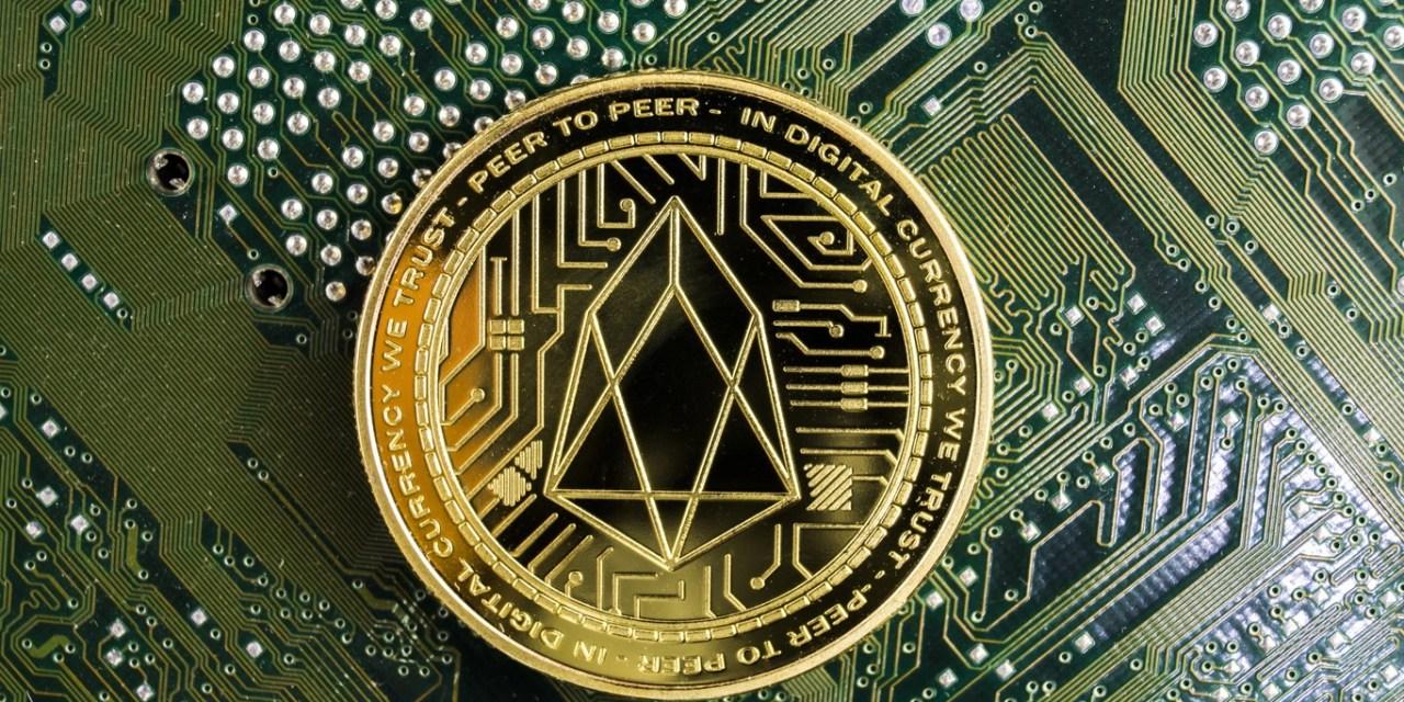 Hackathon global de EOS repartirá 1,5 millones de dólares en premios