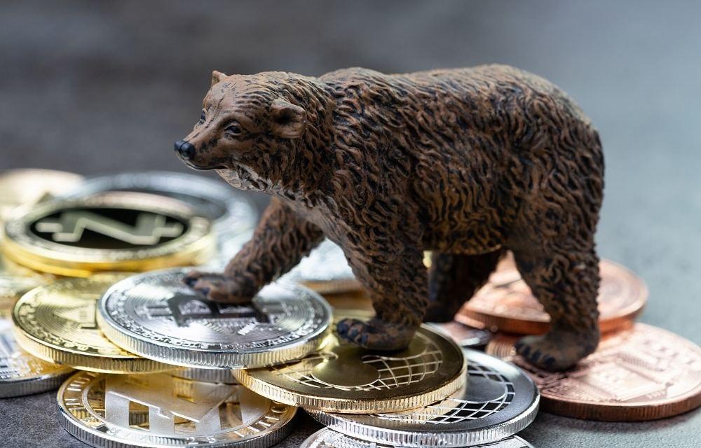 Bitcoin y Ethereum bajan mientras Loopring sube 40%