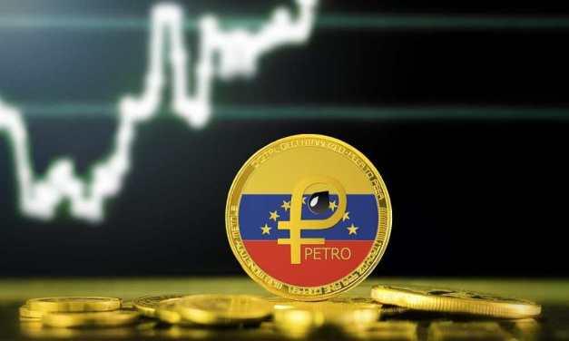 Con el aumento de la tensión política en Venezuela ¿qué ha pasado con el petro?