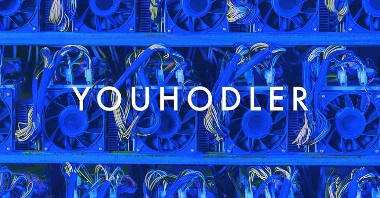 YouHodler ofrece préstamos respaldados en criptomonedas para operaciones mineras