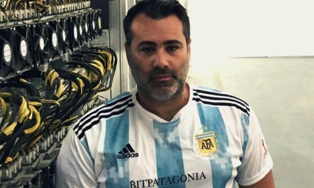 Walter Salama: la Patagonia ofrece excelentes oportunidades para minar criptomonedas