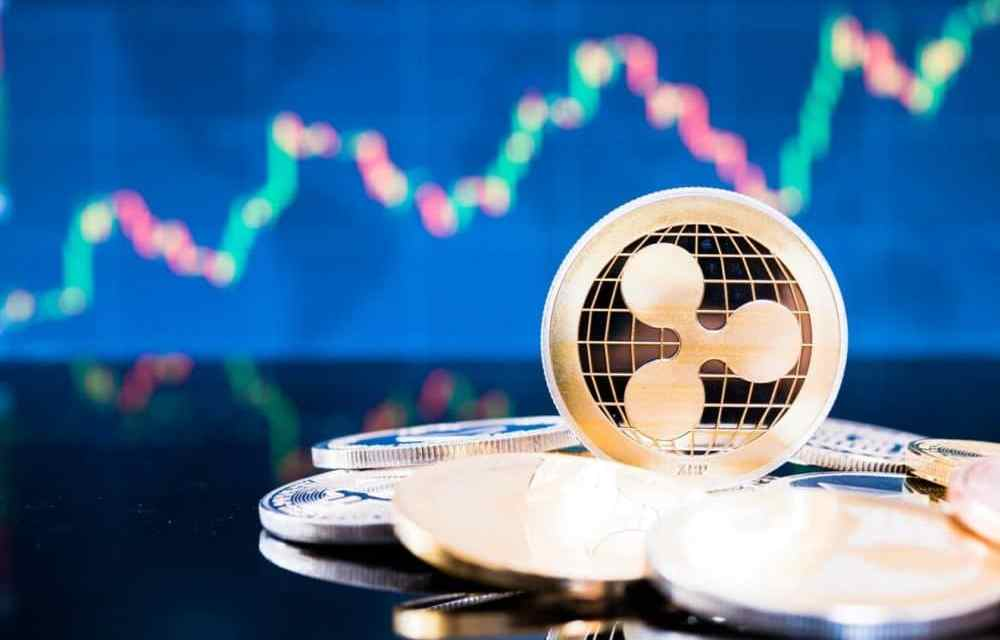 XRP subió más de 7% tras inclusión en Coinbase Pro
