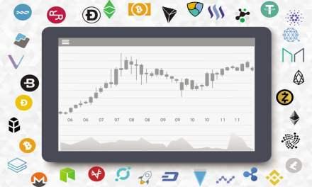 Mercado de criptoactivos aumentó USD 5,5 mil millones esta semana