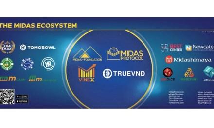 Midas Protocol se integra con Kyber Network e IDEX para crear un monedero universal