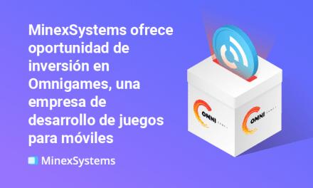 Invierte en empresa de desarrollo de juegos AR para móviles a través de MinexSystems