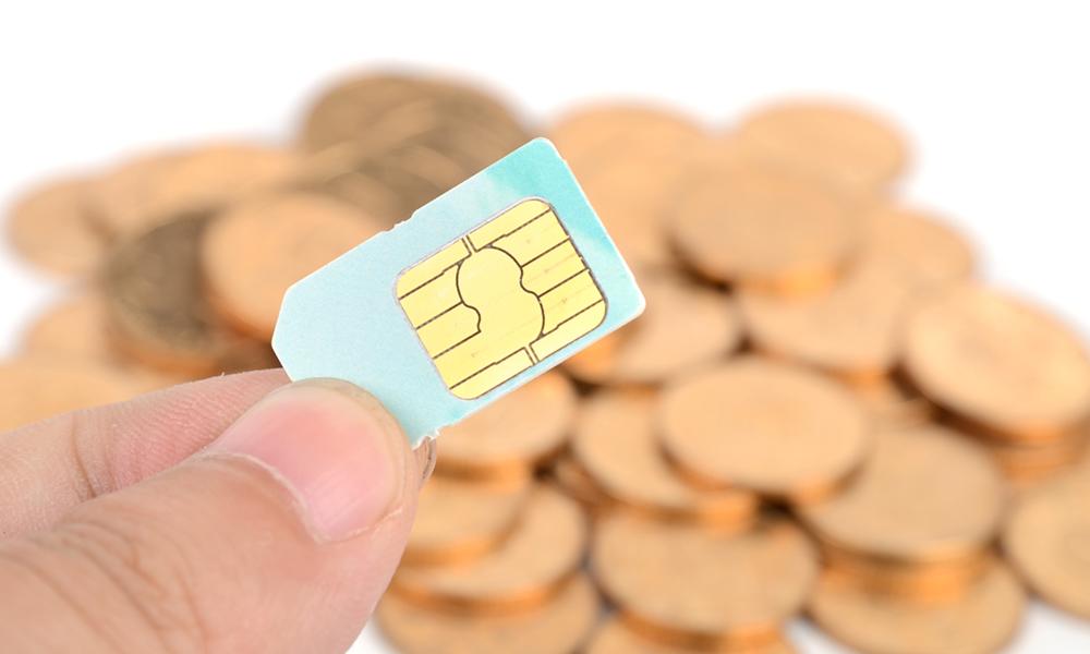 Esta tarjeta SIM podrá almacenar las llaves de tus criptomonedas
