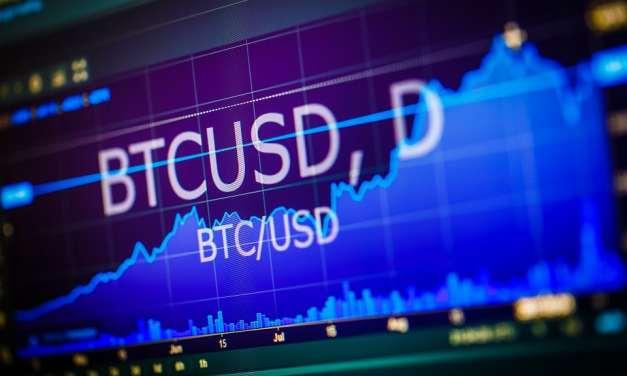 Comercio de derivados de bitcoin crece por cuarto mes consecutivo