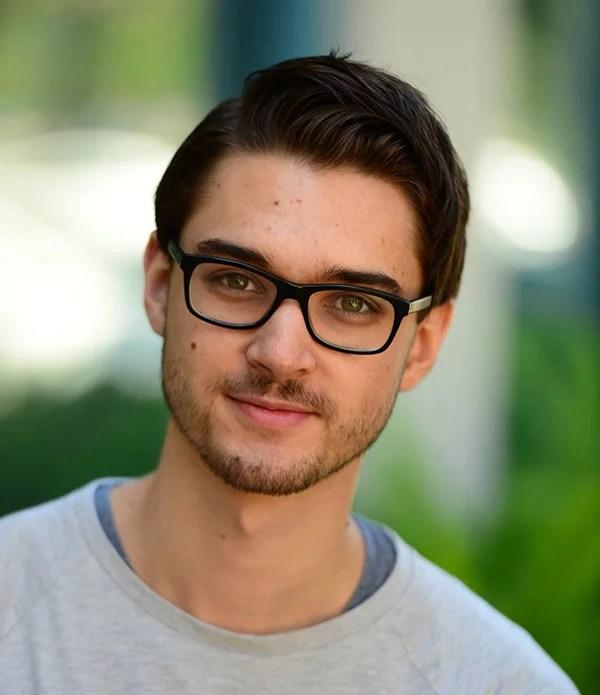Dominik Schiener Cofundador de IOTA