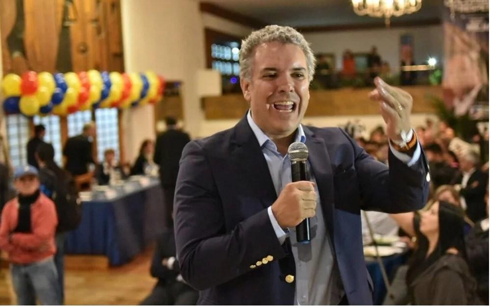El nuevo Presidente de Colombia, Iván Duque, aseguró que implementará la tecnología Blockchain en su plan de gobierno