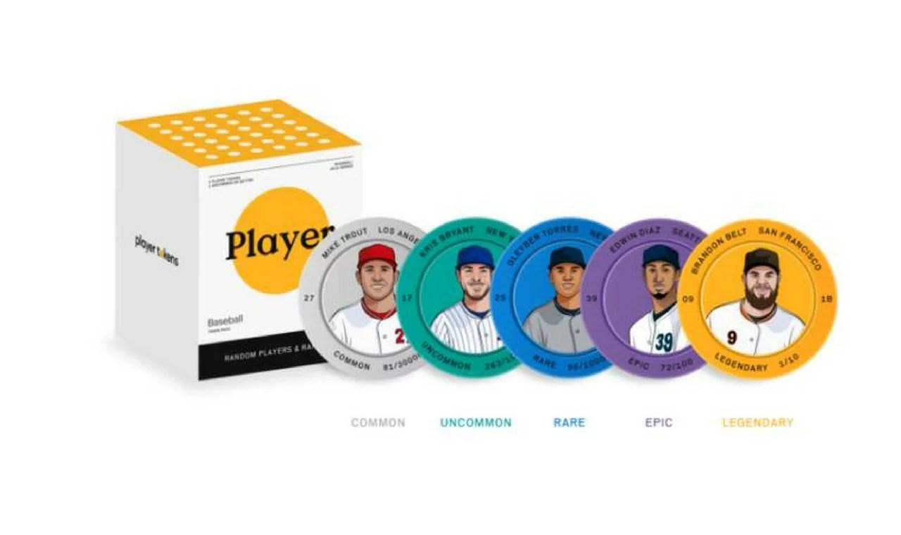 Player Tokens, la nueva cripto-colección de la MLB