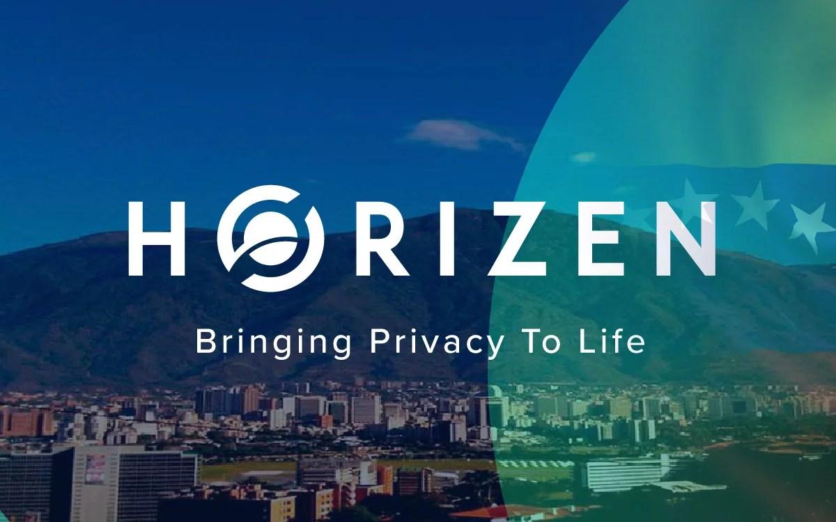 Horizen trae su meetup a la ciudad de Caracas