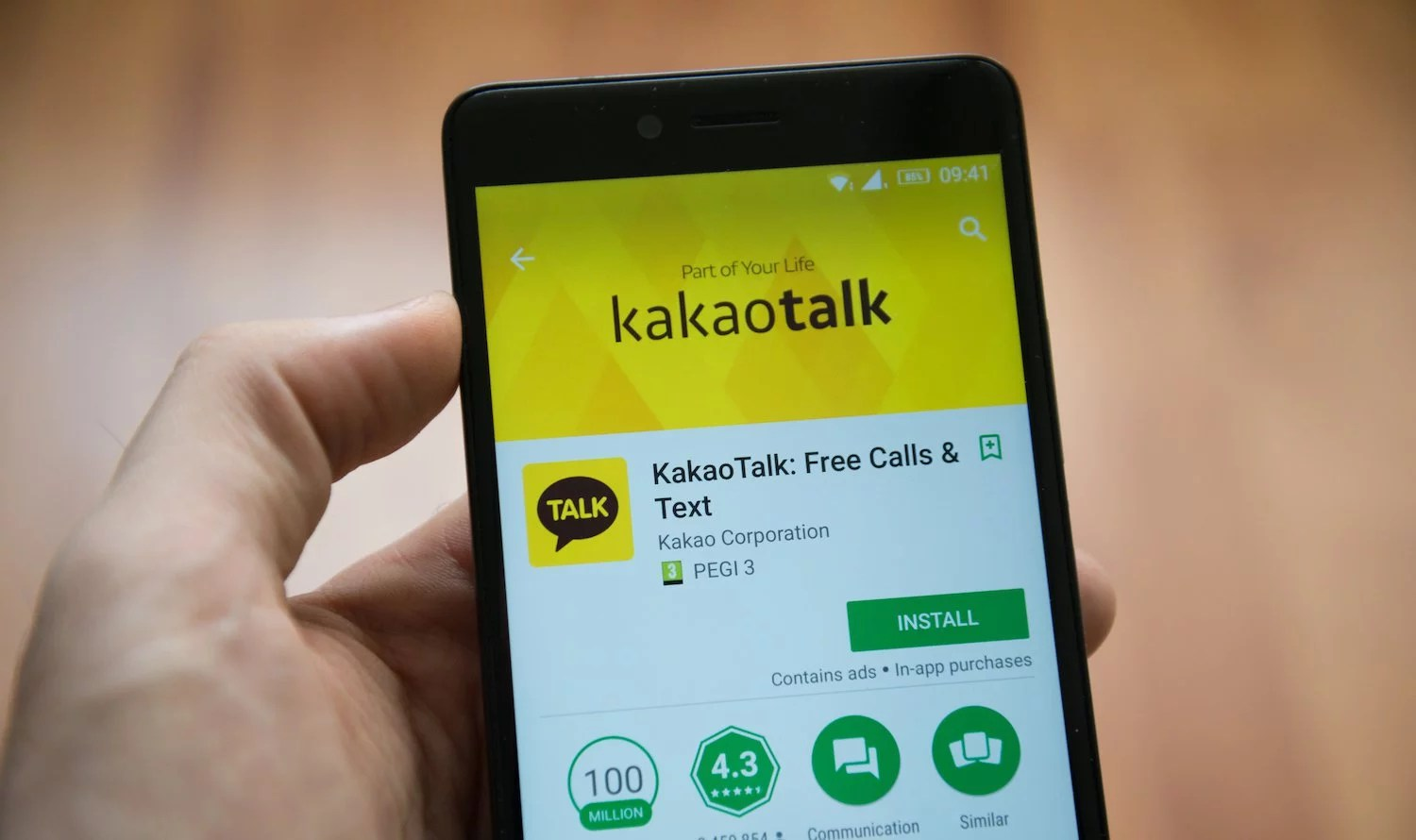 Kakao group
