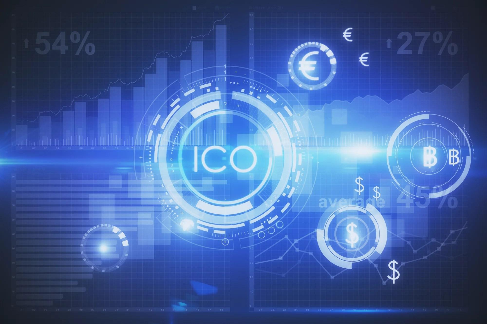 Reporte de Coinschedule muestra los números en la caída del mercado de ICO durante el último año