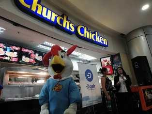 Churchs Chicken Venezuela presenta promocion para quienes paguen en Dash