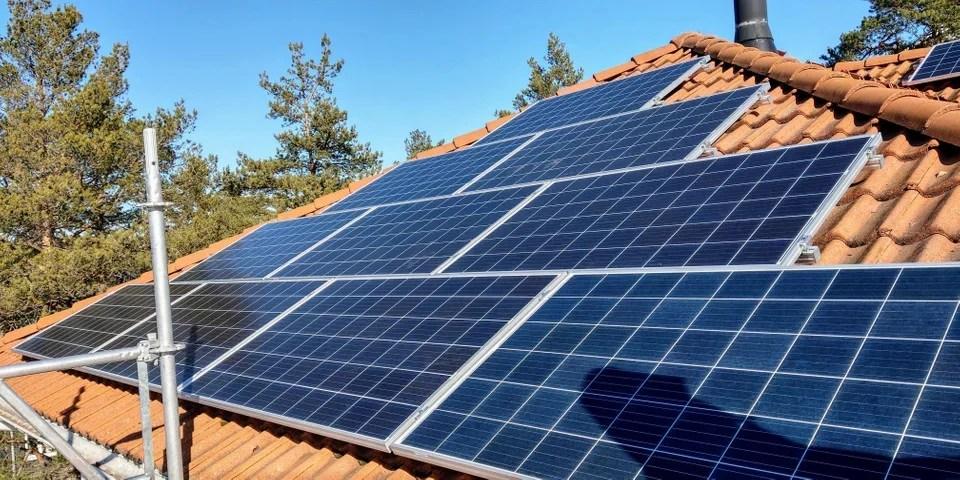 Energía solar bitcoin