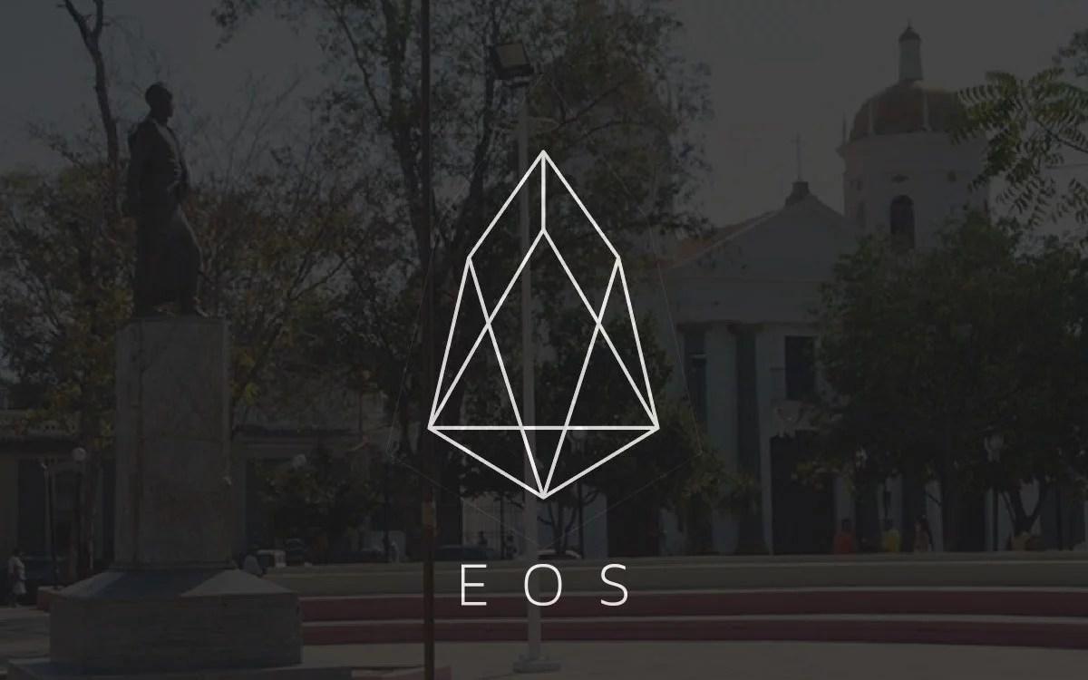 Primer meetup EOS blockchain en Venezuela