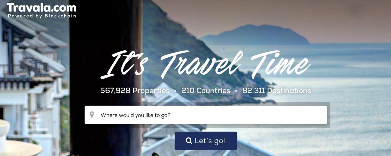 Agencia viajes blockchain en línea Travala.com recibió el 73% de sus pagos comerciales por reservaciones hoteleras en el mes de julio en criptomonedas