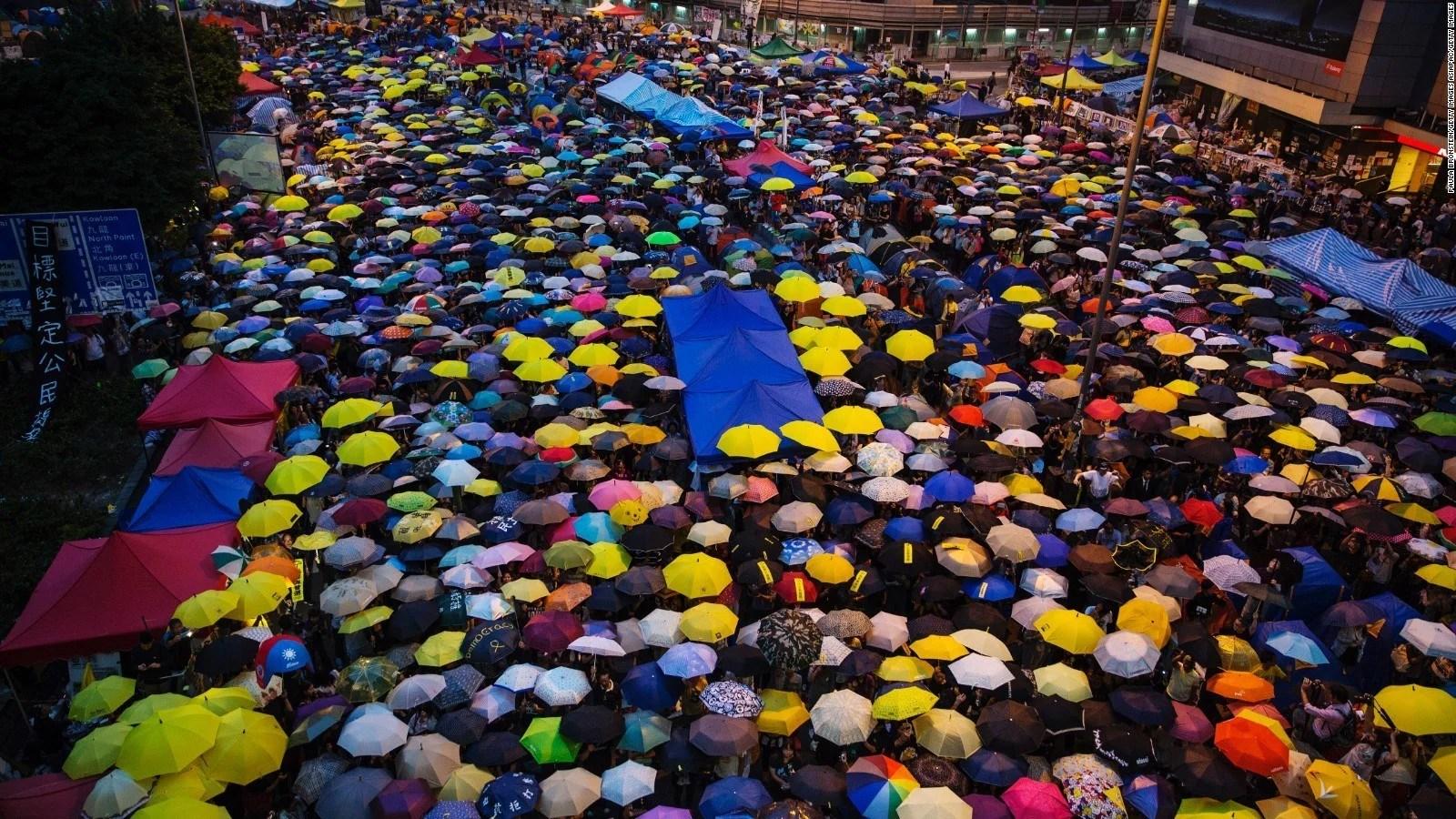 Protestas en Hong Kong aceleran la adopción de Bitcoin