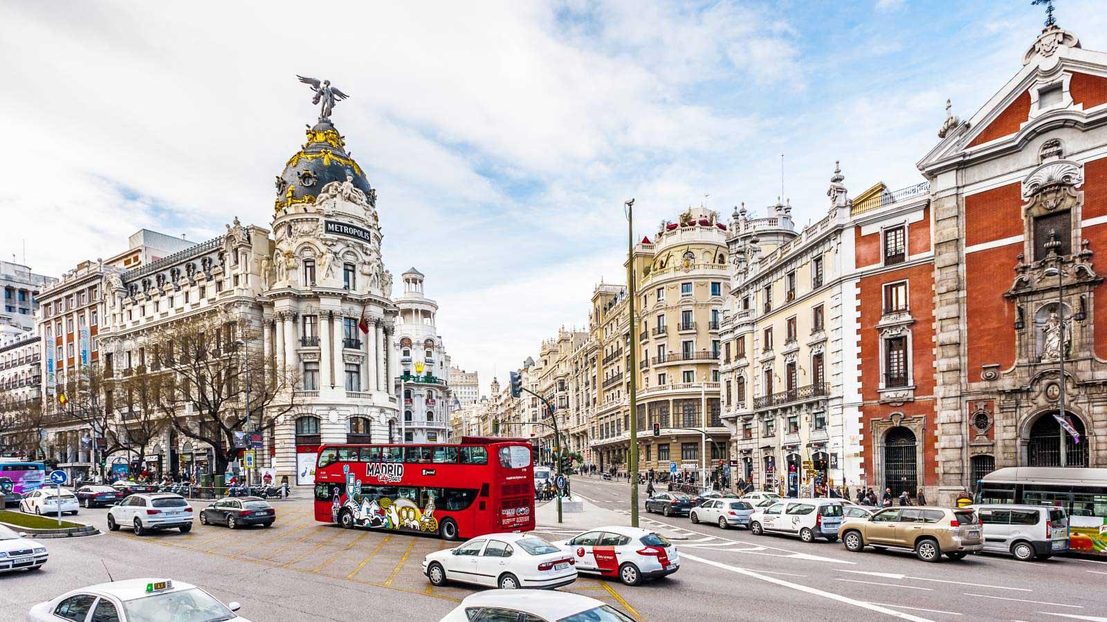 Banco Santander posibilitará pagos en blockchain en el transporte público de Madrid
