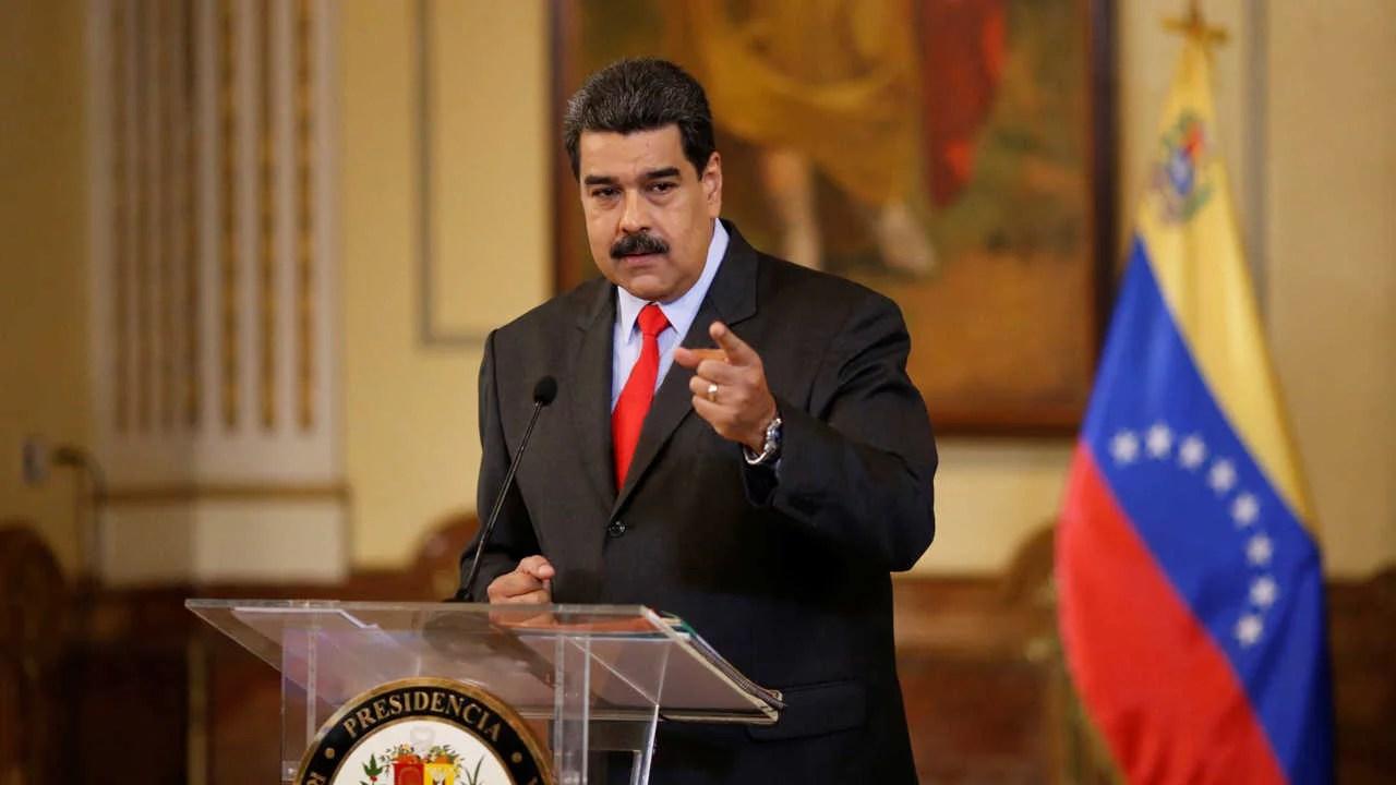 Nicolas Maduro anuncia que están trabajando en un sistema de pagos usando criptomonedas