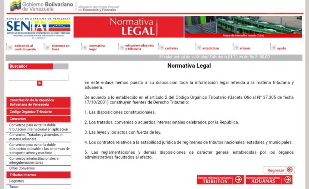 normativa tributaria de criptomonedas en Venezuela