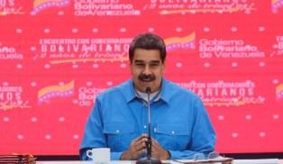Maduro anuncia la entrega de 1 millon de petros bimensuales a las gobernaciones