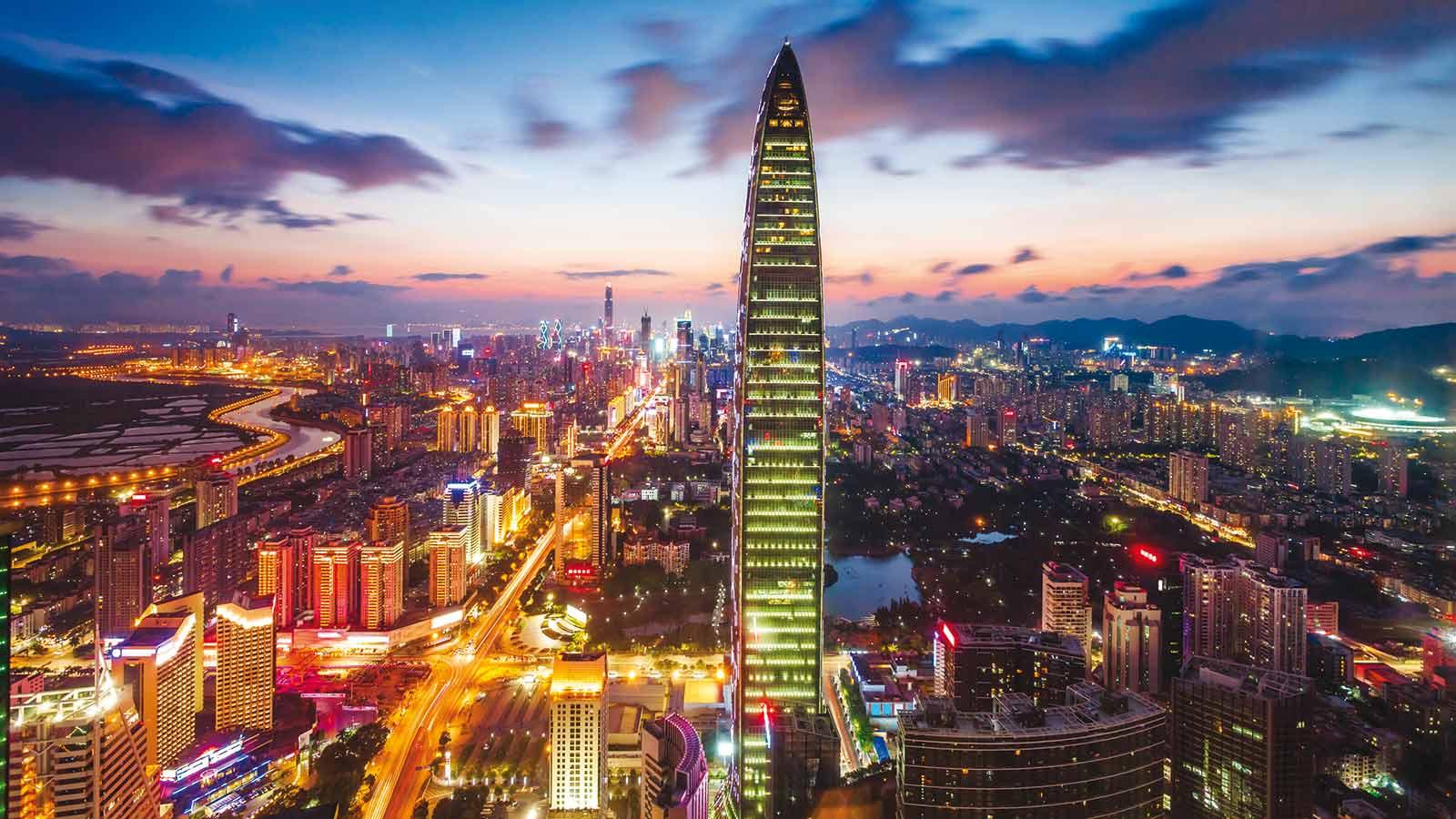 En la ciudad china Shenzhen se han emitido más de 10 millones de facturas electrónicas basadas en blockchain