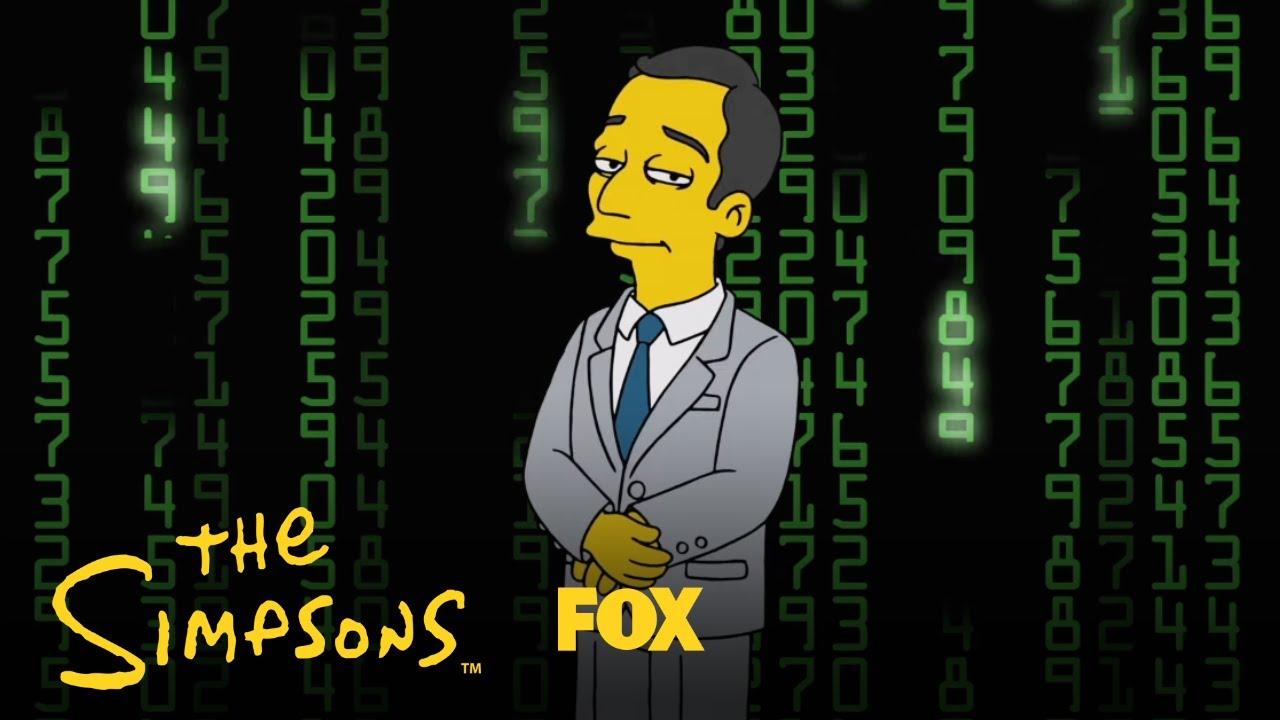 Los Simpson explican el mundo de las criptomonedas y blockchain