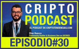 Episodio 30: ¿Qué es DECRED? Entrevista con Elian Huesca Community Builder & Business Dev del proyecto