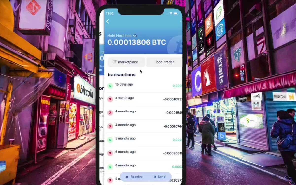 El intercambio P2P de bitcoin Hodl Hodl y Blue Wallet unen esfuerzo para impulsar el intercambio de bitcoin entre personas