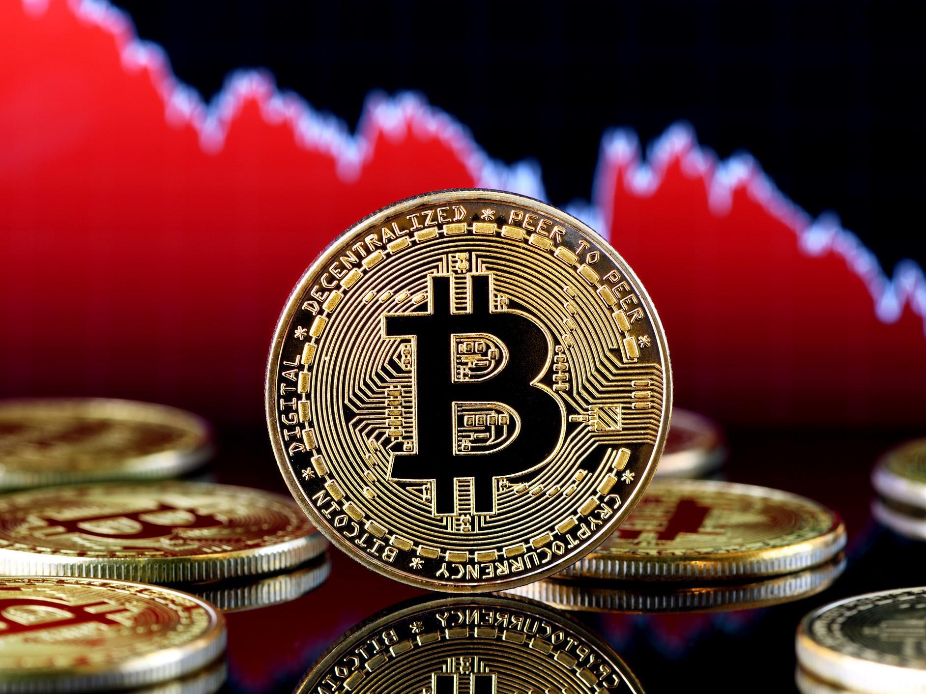 Al igual que en 2016, el precio del Bitcoin vive una caída horas antes del halving