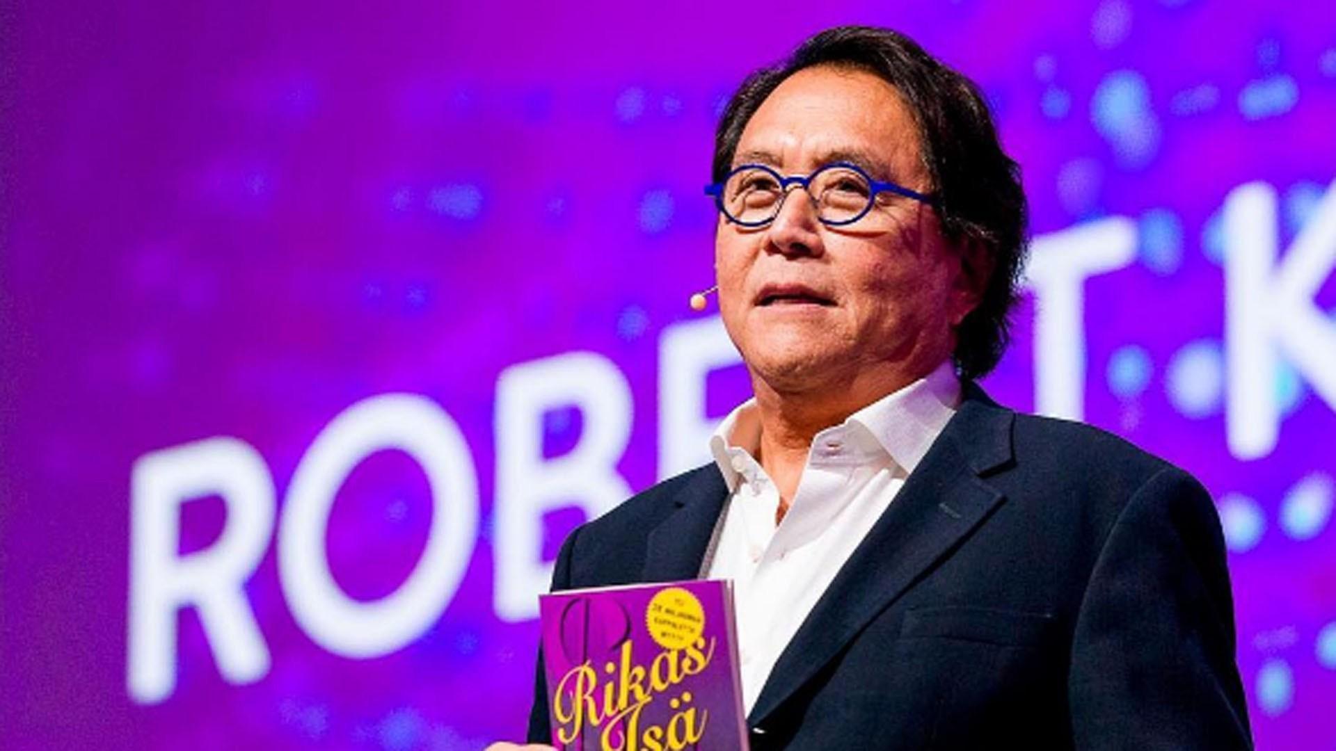 Legendario inversor Robert Kiyosaki ve el precio del Bitcoin aumentar a 75 mil dólares en los próximos tres años