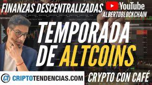 Crypto Con Café - Alberto Blockchain - criptotendencias.com