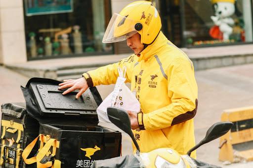 China también probará su moneda digital con una empresa de entregas de comida