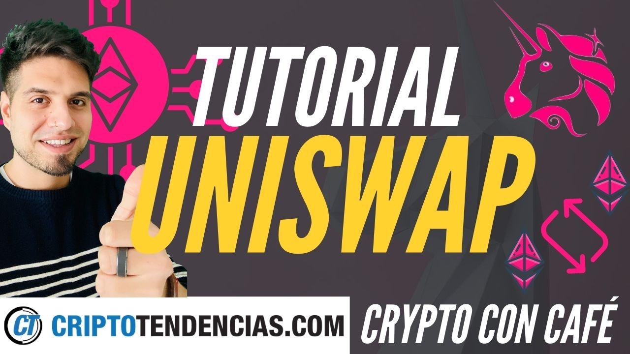 tutorial uniswap criptotendencias