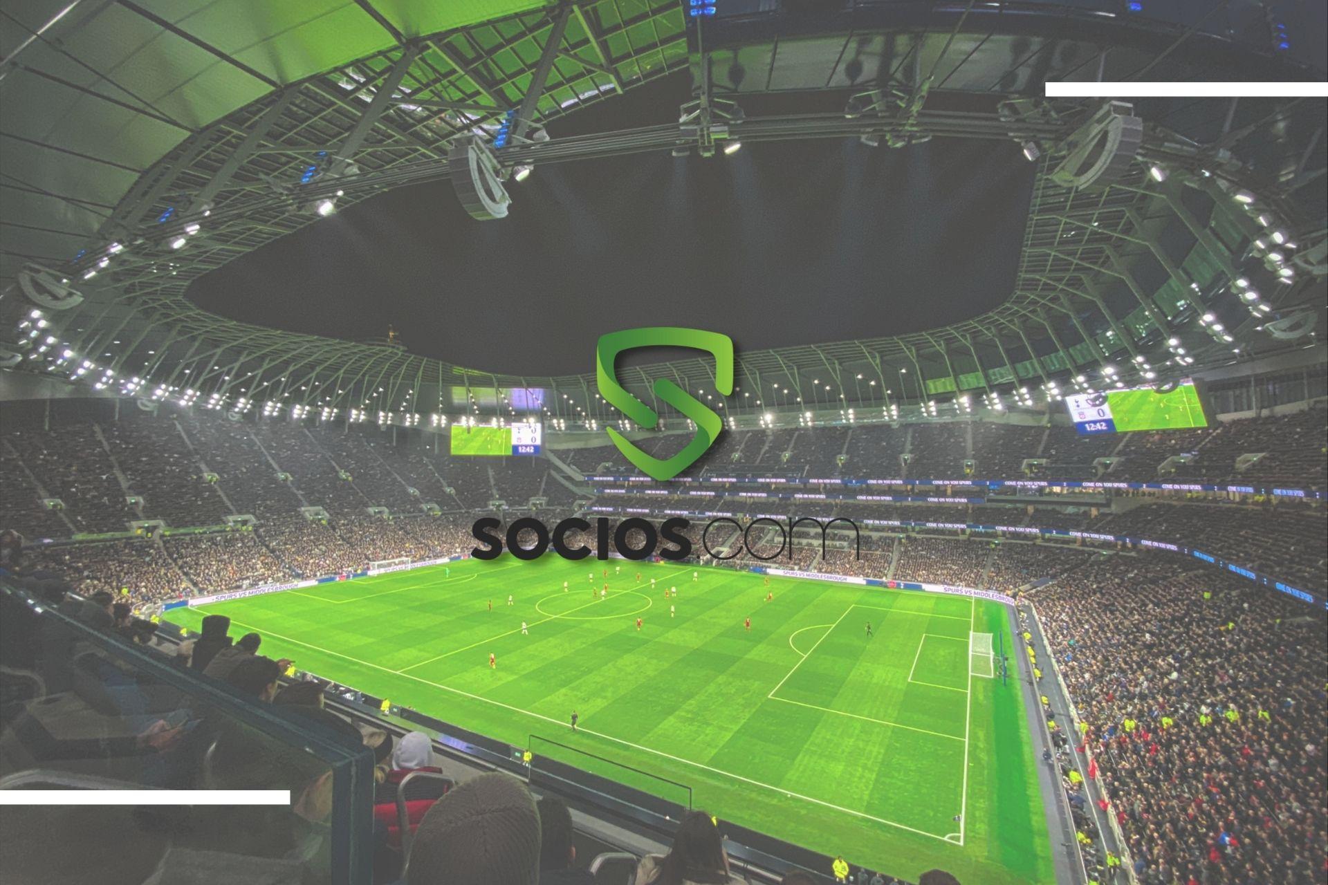 Dinamo Zagreb croata y los equipos ingleses Everton y Leeds, son los más recientes aliados de la app blockchain Socios para el lanzamiento de sus tokens para fanáticos