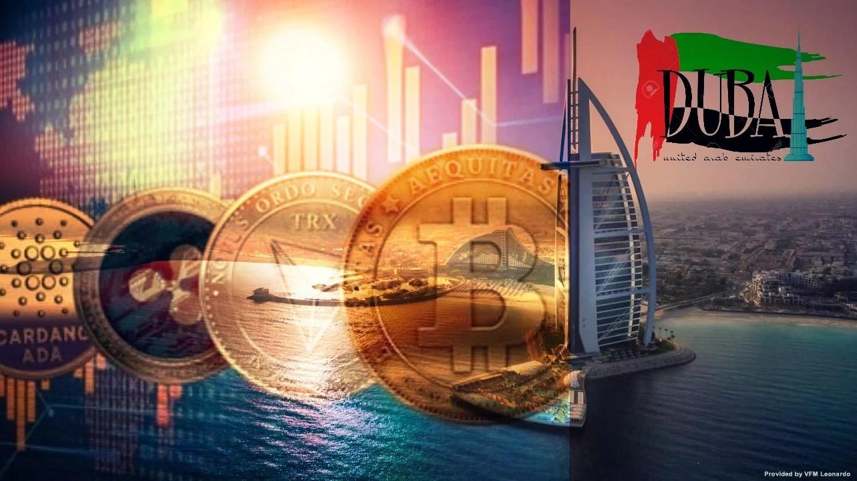 En Dubai firman un acuerdo para respaldar el comercio de criptoactivos