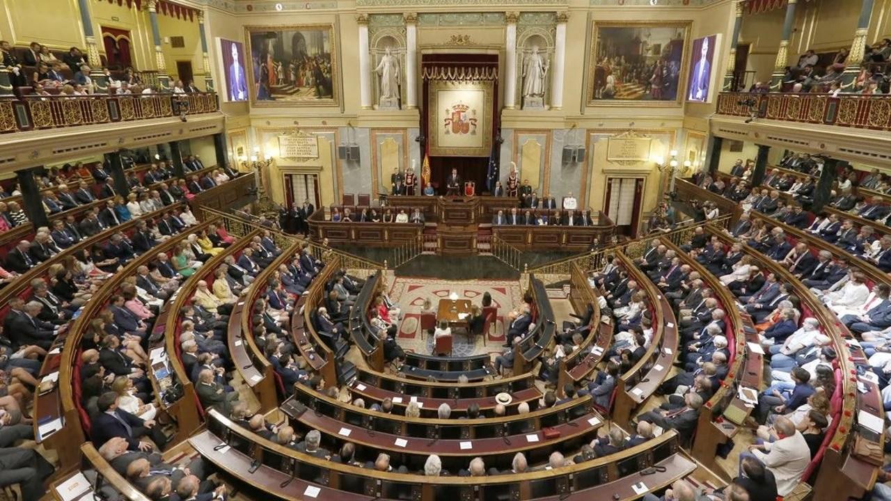 Diputados España