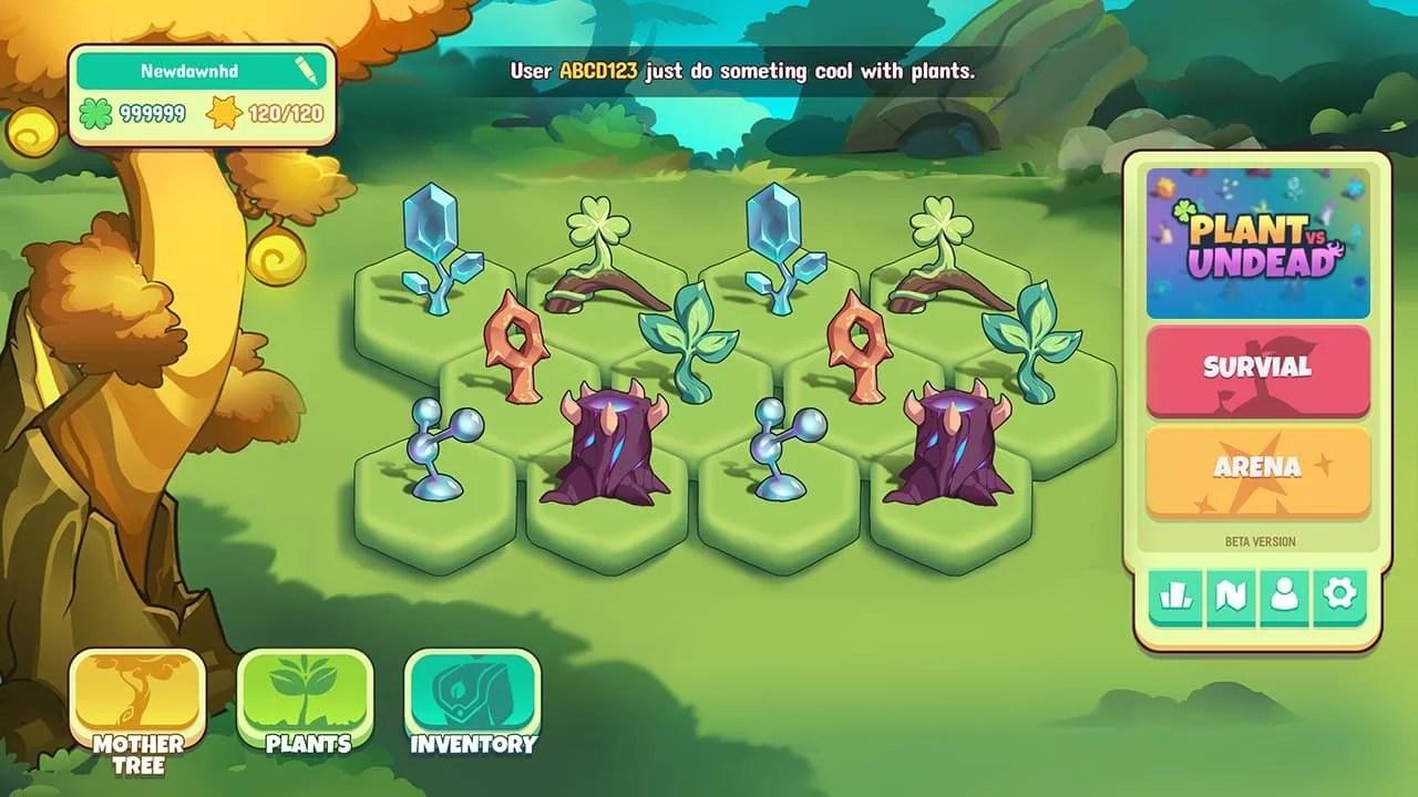 Plant vs Undead se prepara para el lanzamiento del modo PvP y la clonación de las plantas NFT