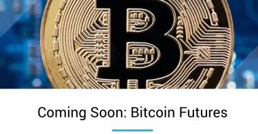 Bitcoin Futures CME