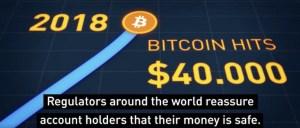 2018 e Bitcoin a 40 mila dollari