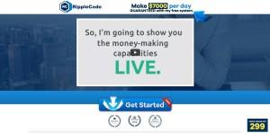 Ripple Code il Ripple Millionaire Club truffa?