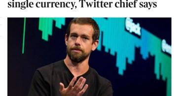 Il Bitcoin sarà il futuro secondo Jack Dorsey di Twitter