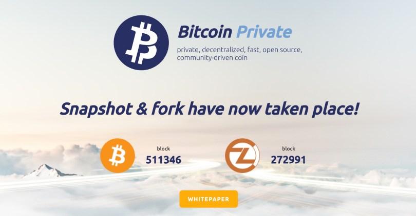Bitcoin Private cos'è e come funziona, valore, quotazione, come comprare