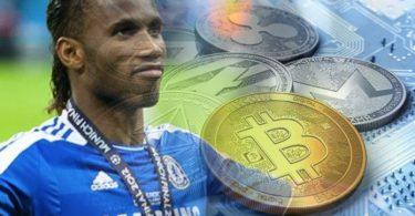Bitcoin exchange con Didier Drogba come ambasciatore