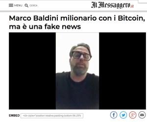 Bitcoin Revolution Marco Baldini