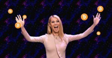 Gwyneth Paltrow Bitcoin