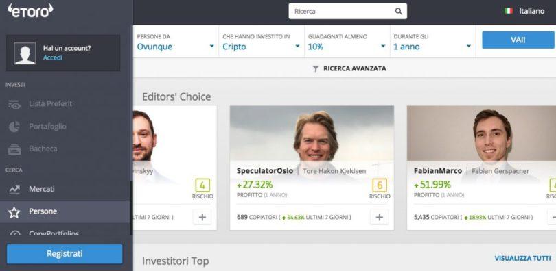 Binary Options Robot vs eToro   Best Binary Options Trading