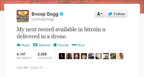 Snoop Dogg Bitcoin